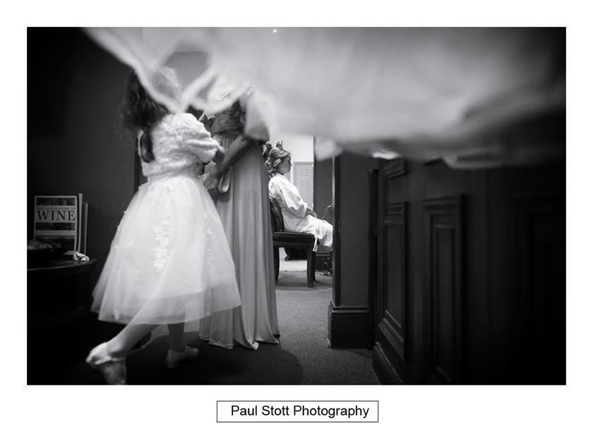 bridal preparation 005 - Leadenhall Market  Wedding Photography - Ben and Elle