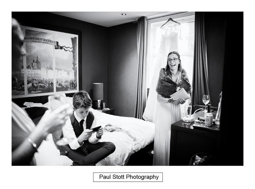 bridal preparation 006 - Leadenhall Market  Wedding Photography - Ben and Elle