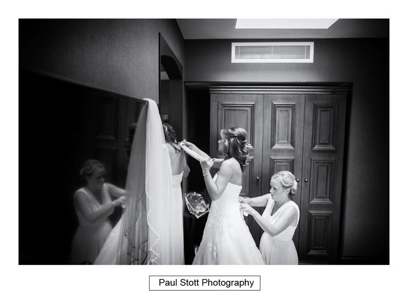 bridal preparation 008 - Leadenhall Market  Wedding Photography - Ben and Elle