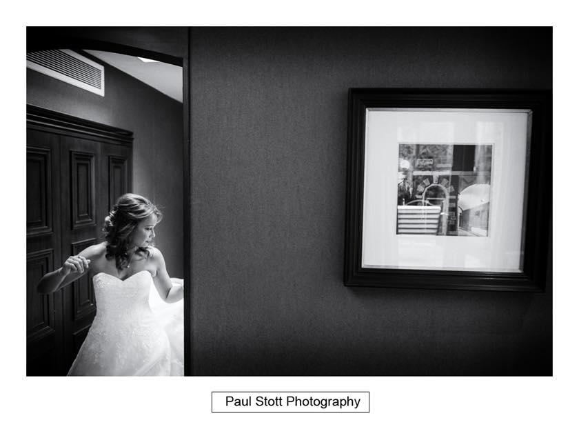 bridal preparation 010 - Leadenhall Market  Wedding Photography - Ben and Elle