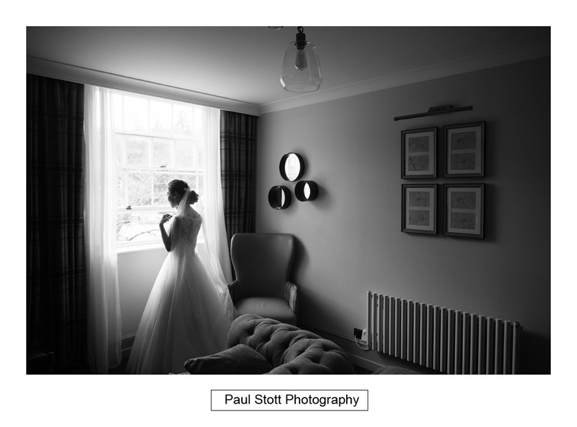 bridal portraits wotton house 006 - Wotton House Wedding Photography - Na Lee and James