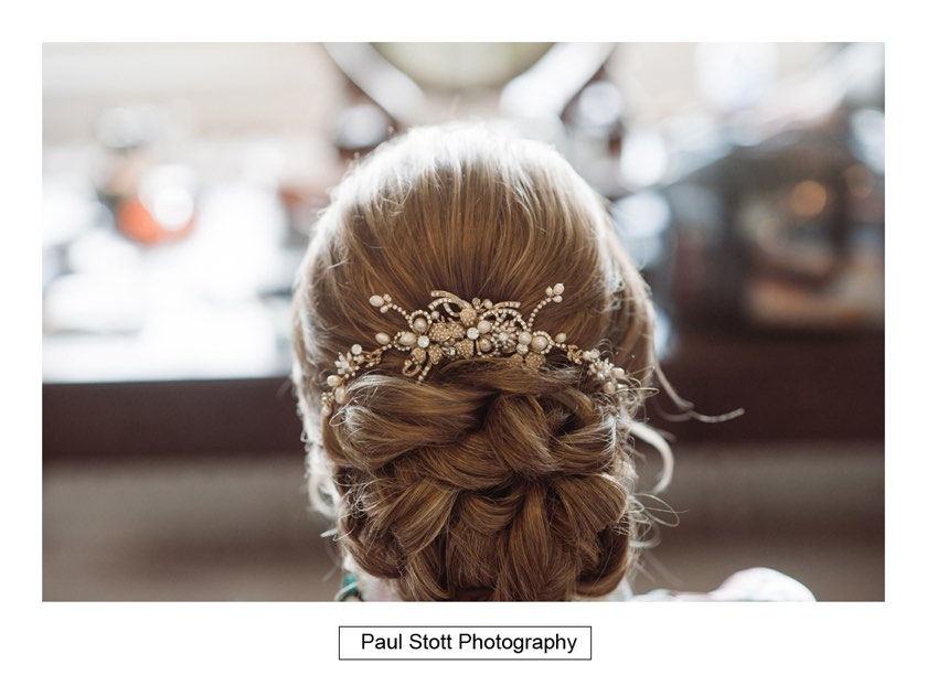 bridal preparation 003 1 - Wiston House Wedding Photography - Laura and Will