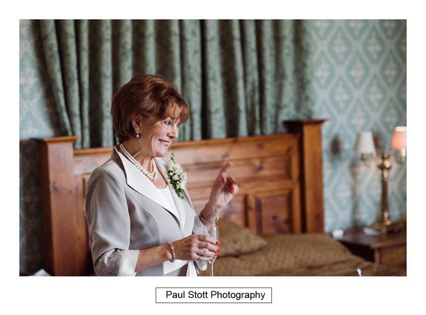 bridal preparation 007 1 - Wiston House Wedding Photography - Laura and Will