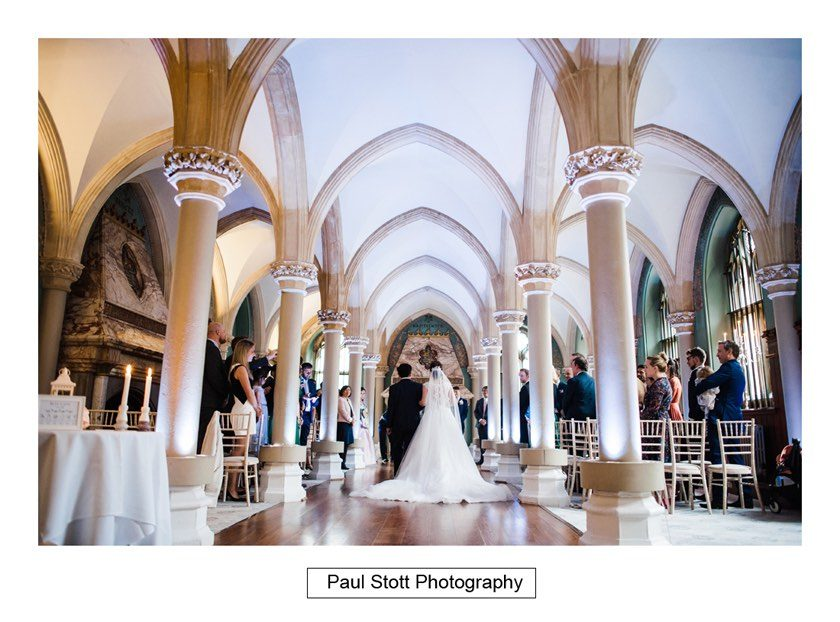 bride_walking_aisle_wotton_house