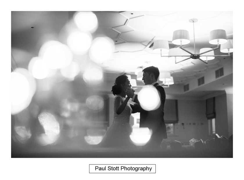 first dance - Wotton House Wedding Photography - Na Lee and James