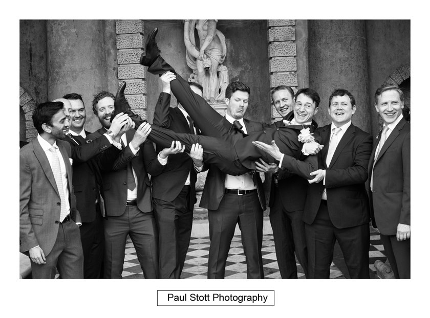 group shots wotton house 002 - Wotton House Wedding Photography - Na Lee and James
