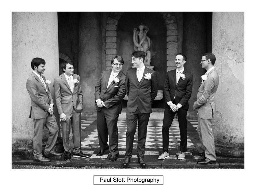 group shots wotton house 003 - Wotton House Wedding Photography - Na Lee and James
