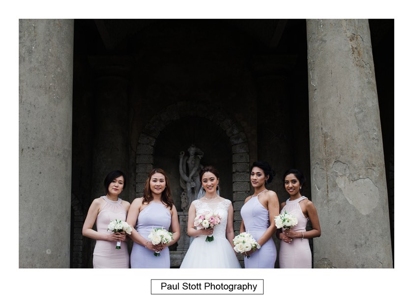group shots wotton house 006 - Wotton House Wedding Photography - Na Lee and James