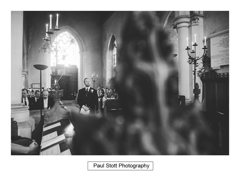 wedding ceremony wiston house 003 1 - Wiston House Wedding Photography - Laura and Will