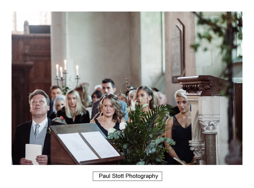 wedding ceremony wiston house 010 1 - Wiston House Wedding Photography - Laura and Will