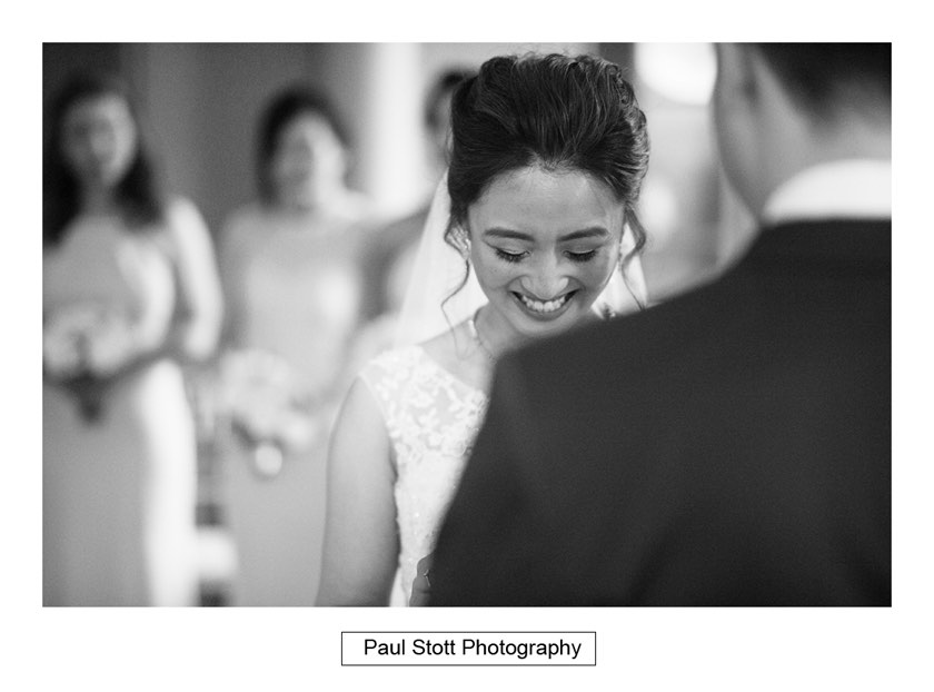 wedding ceremony wotton house 001 - Wotton House Wedding Photography - Na Lee and James
