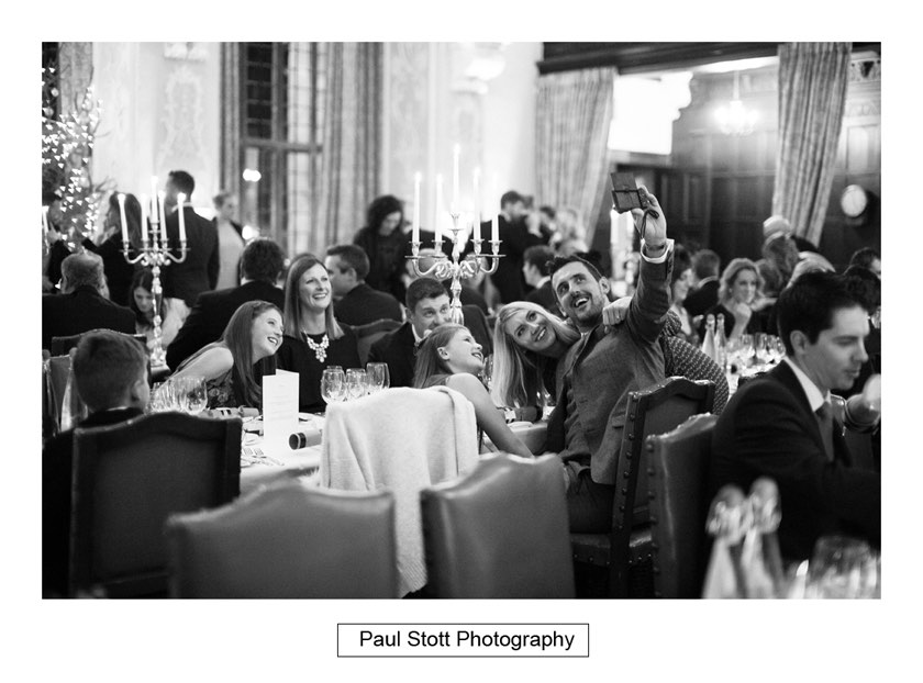 wedding speeches 001 2 - Wiston House Wedding Photography - Laura and Will