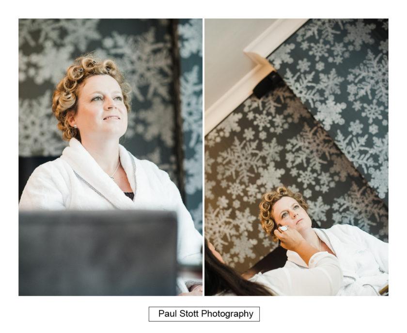 bridal preparation quat de saisions 004 - Quat'Saisons Wedding Photography - Angela and Paul