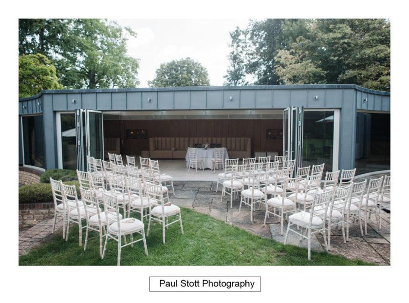 ceremony room quat de saisons - Quat'Saisons Wedding Photography - Angela and Paul