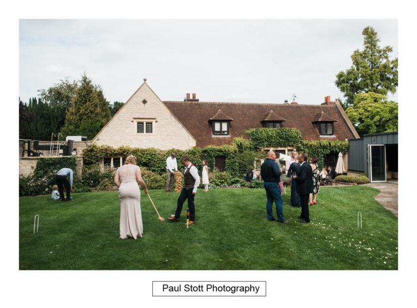 croquet law quat de saisions 001 - Quat'Saisons Wedding Photography - Angela and Paul