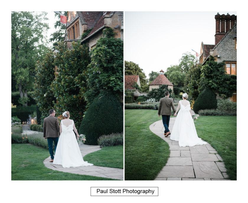 evening wedding photography quat de saisions 010 - Quat'Saisons Wedding Photography - Angela and Paul