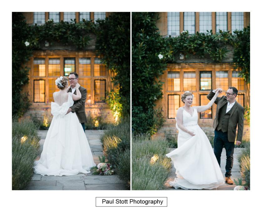 evening wedding photography quat de saisions 011 - Quat'Saisons Wedding Photography - Angela and Paul