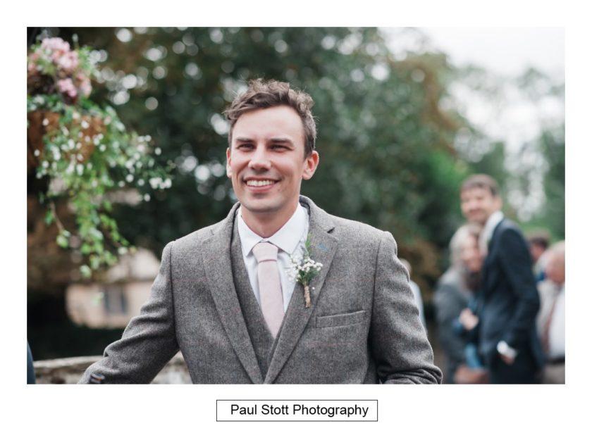 groom - Crow Farm - Gemma and Phil