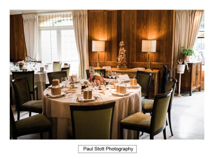 wedding breakfast quat de saisions 001 - Quat'Saisons Wedding Photography - Angela and Paul