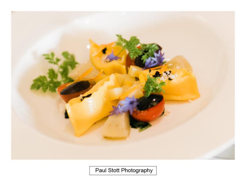 wedding breakfast quat de saisions 003 - Quat'Saisons Wedding Photography - Angela and Paul