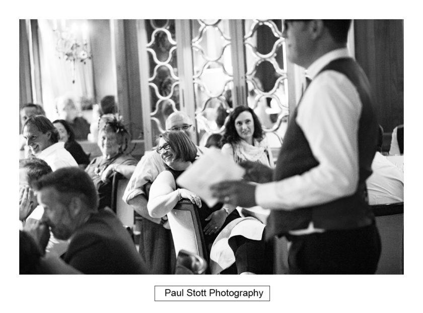 wedding breakfast quat de saisions 005 - Quat'Saisons Wedding Photography - Angela and Paul