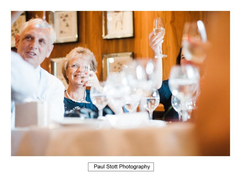 wedding breakfast quat de saisions 006 - Quat'Saisons Wedding Photography - Angela and Paul