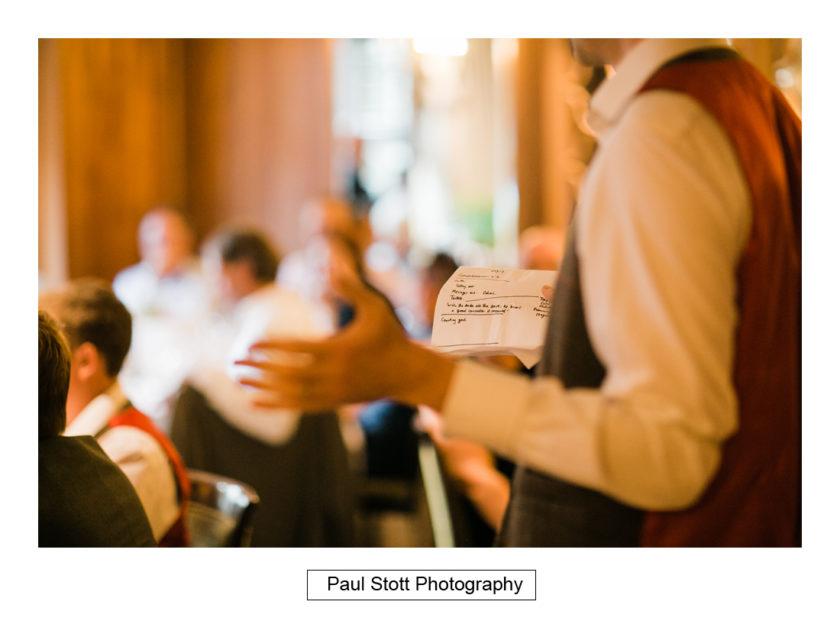 wedding breakfast quat de saisions 007 - Quat'Saisons Wedding Photography - Angela and Paul