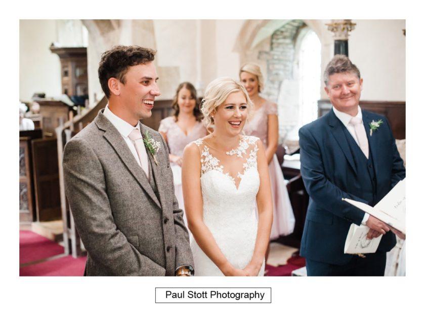 wedding ceremony 002 - Crow Farm - Gemma and Phil