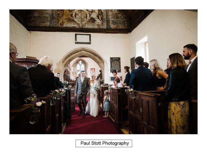 wedding ceremony 007 - Crow Farm - Gemma and Phil