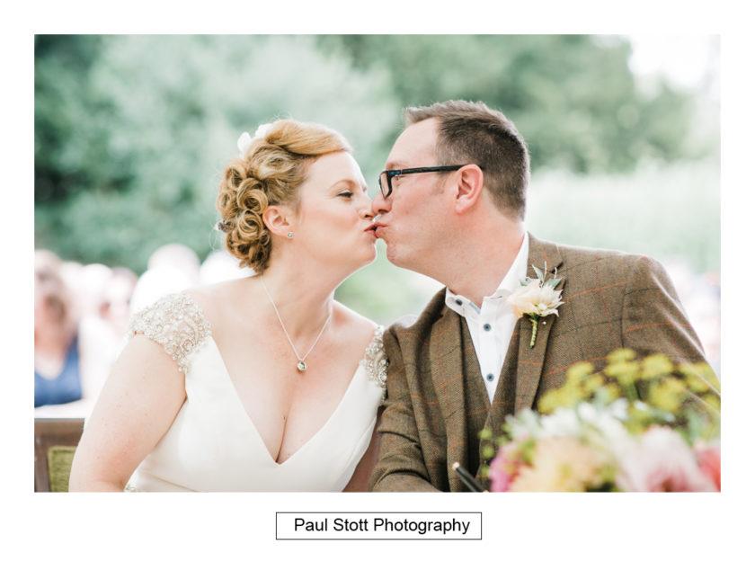 wedding ceremony quat de saisions 004 - Quat'Saisons Wedding Photography - Angela and Paul