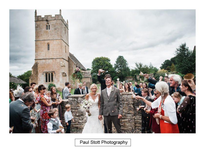 wedding confetti 002 - Crow Farm - Gemma and Phil