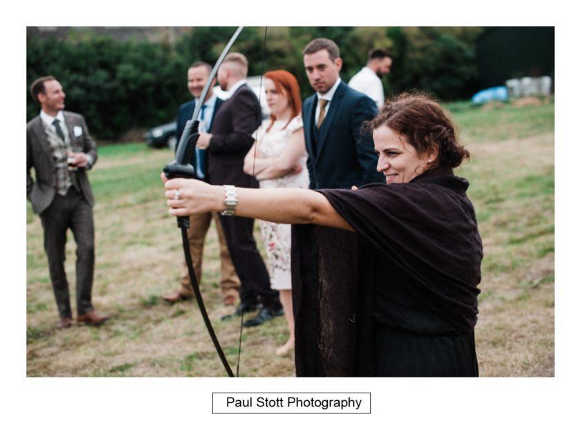 wedding games 001 - Crow Farm - Gemma and Phil