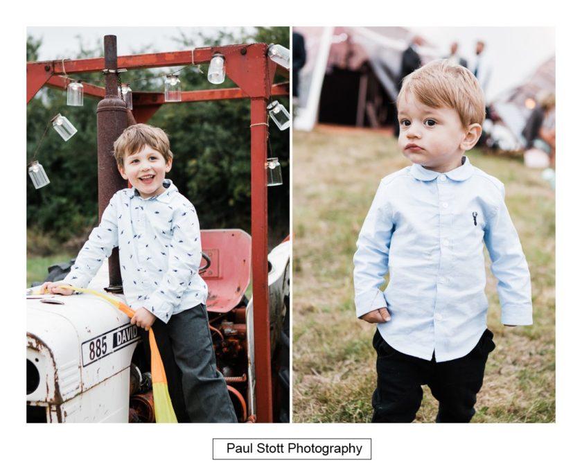 wedding guests crow farm 016 - Crow Farm - Gemma and Phil