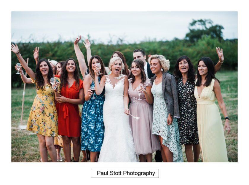 wedding guests crow farm 021 - Crow Farm - Gemma and Phil