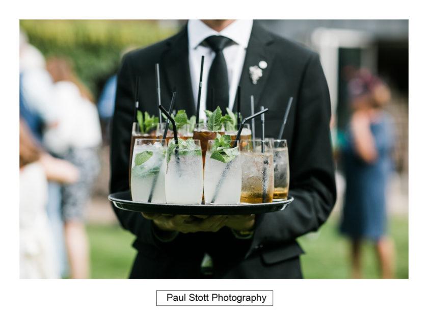 wedding guests lawn quat de saision 004 - Quat'Saisons Wedding Photography - Angela and Paul