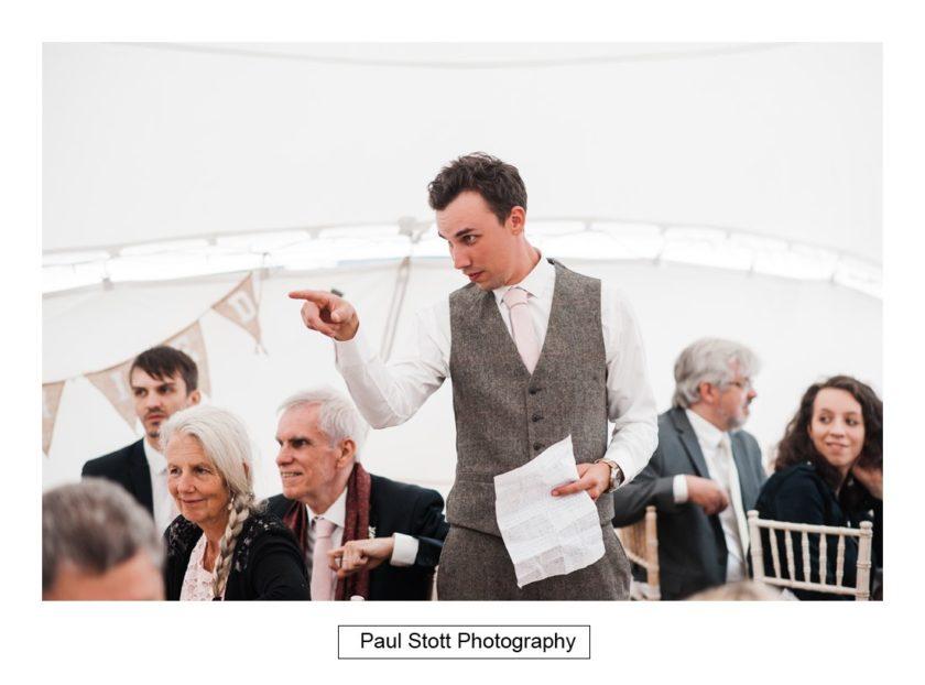 wedding speeches 001 - Crow Farm - Gemma and Phil