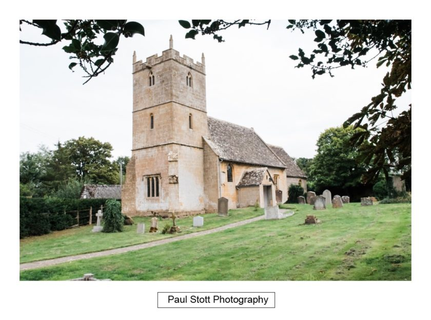 wickhamford church - Crow Farm - Gemma and Phil