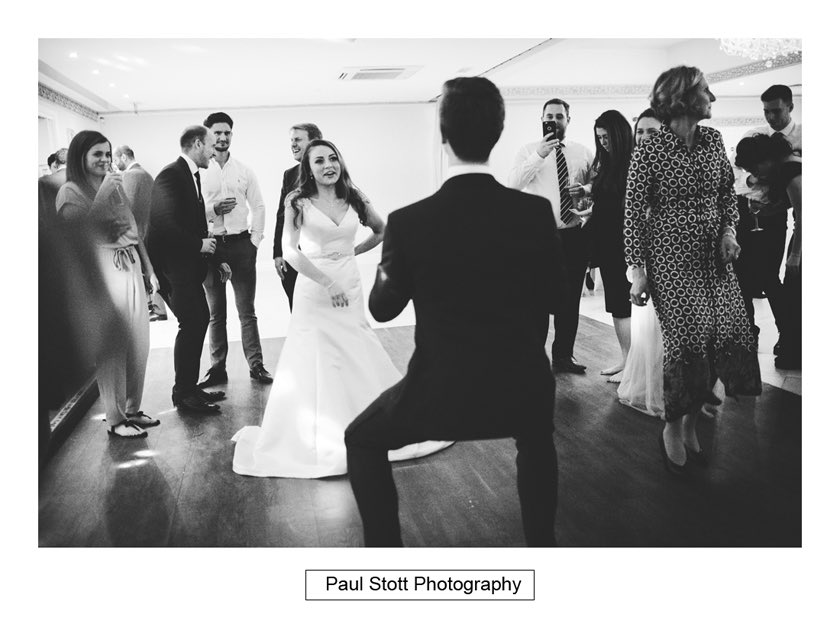 Wedding Dancing 002 - Froyle Park Wedding Photography - Rhian and George