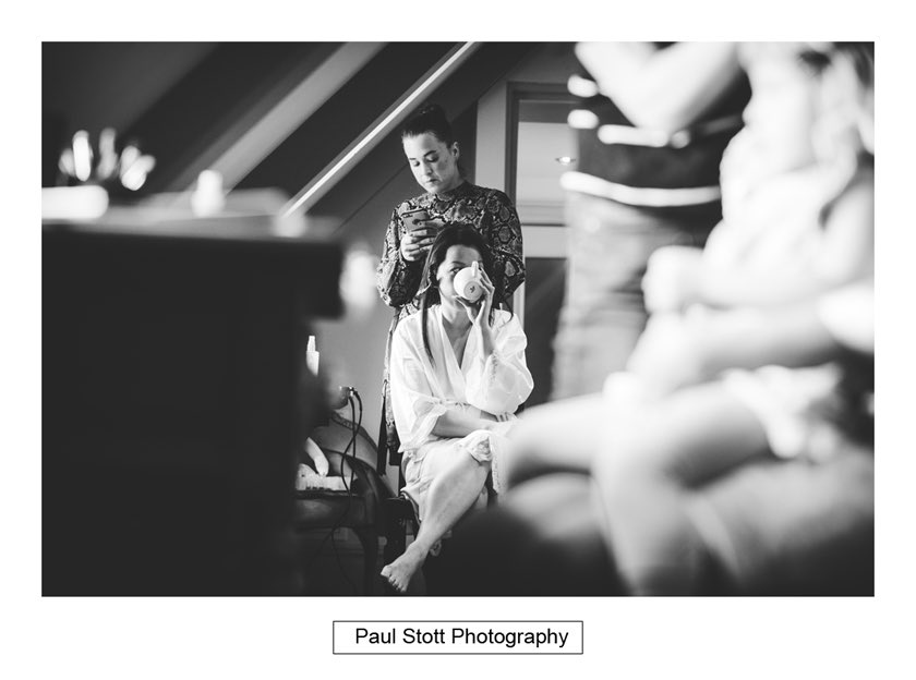 bridal preparation 001 - Wedding Photography Taylors Farm - Sylvie and Paul