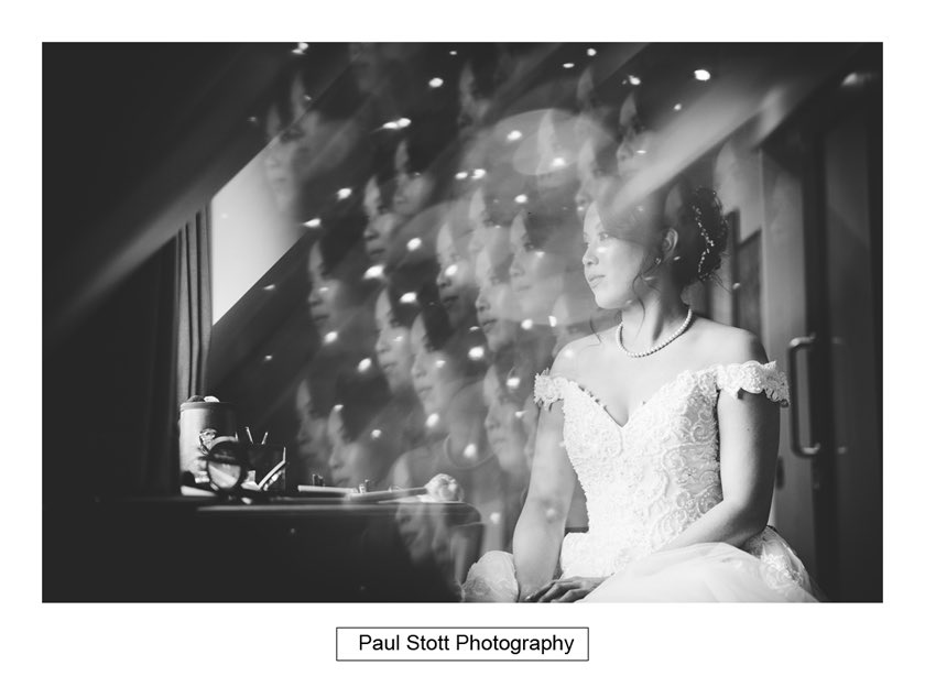 bridal preparation 010 - Wedding Photography Taylors Farm - Sylvie and Paul