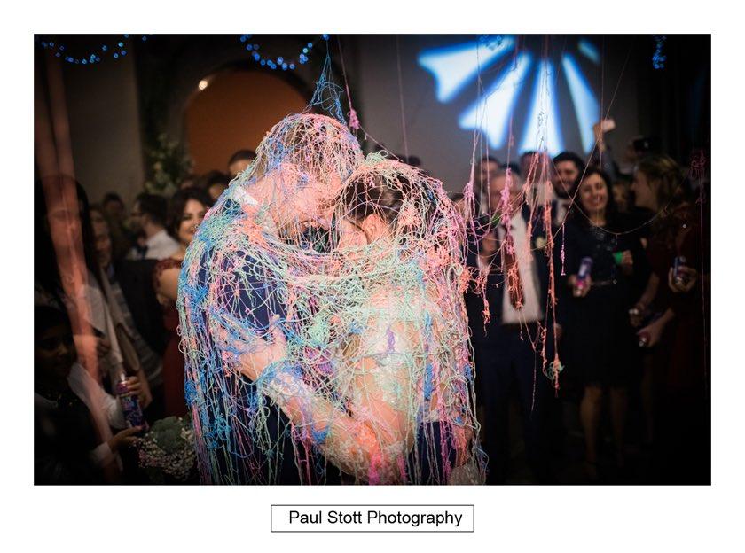 first dance hampton court house 001 - Hampton Court House Wedding Photography - Phil and Vittoria