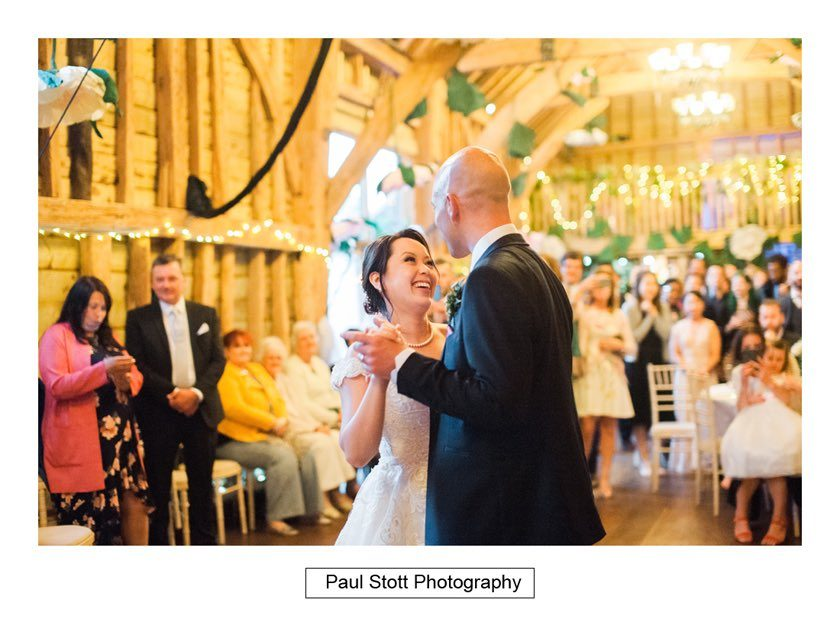 Wedding Photography Taylors Farm | The First Dance