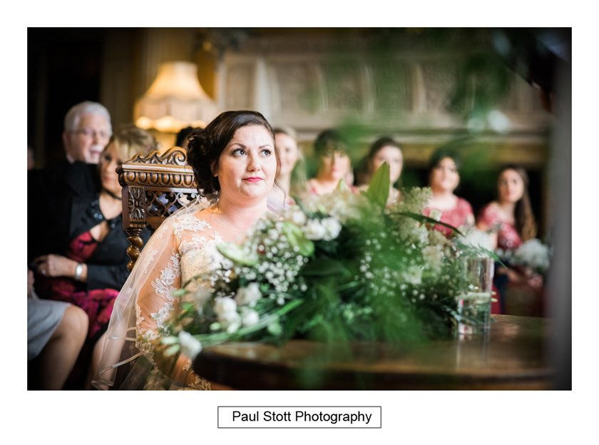 wedding ceremony hampton court house 002 - Hampton Court House Wedding Photography - Phil and Vittoria