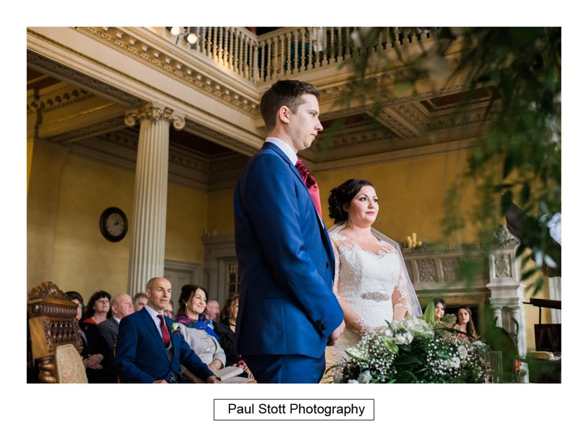 wedding ceremony hampton court house 003 - Hampton Court House Wedding Photography - Phil and Vittoria