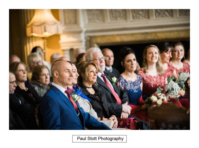wedding ceremony hampton court house 004 - Hampton Court House Wedding Photography - Phil and Vittoria