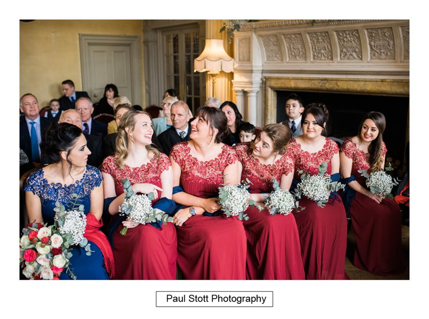 wedding ceremony hampton court house 006 - Hampton Court House Wedding Photography - Phil and Vittoria