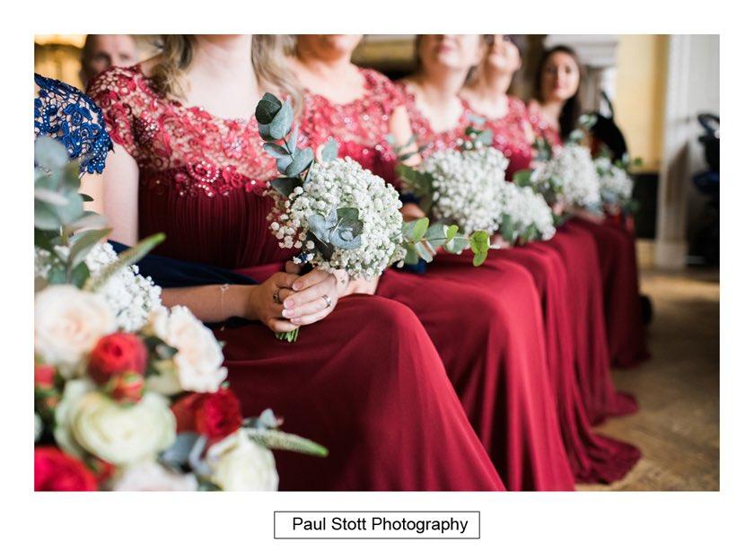 wedding ceremony hampton court house 007 - Hampton Court House Wedding Photography - Phil and Vittoria