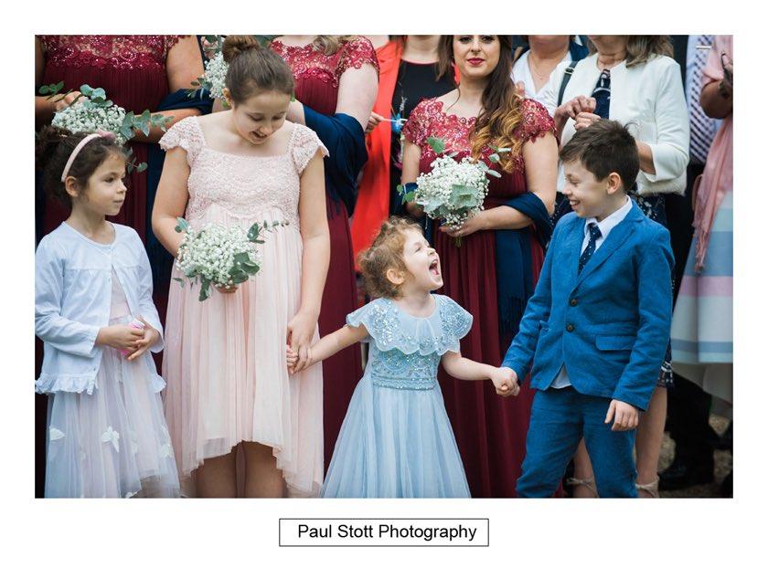 wedding guests hampton court house 004 - Hampton Court House Wedding Photography - Phil and Vittoria