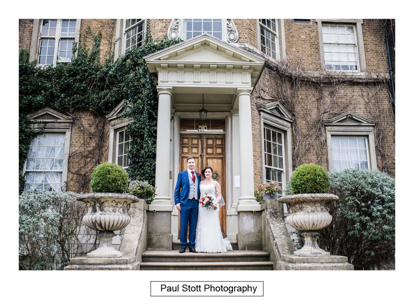 wedding photography hampton court house 001 - Hampton Court House Wedding Photography - Phil and Vittoria