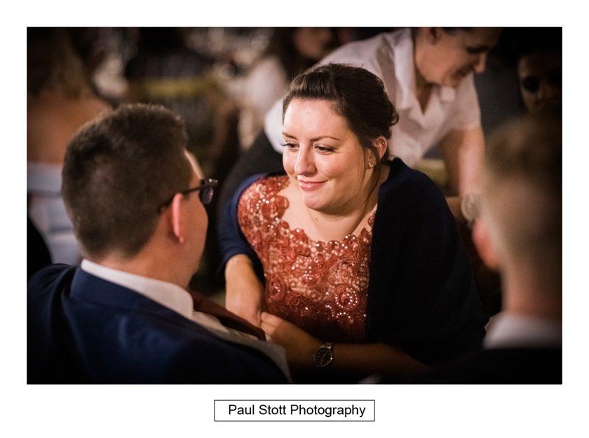 wedding speeches hampton court house 001 - Hampton Court House Wedding Photography - Phil and Vittoria